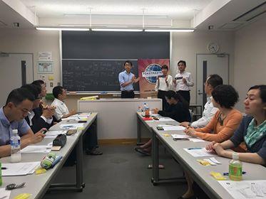 JUSCPAトーストマスターズ月例会のお知らせ